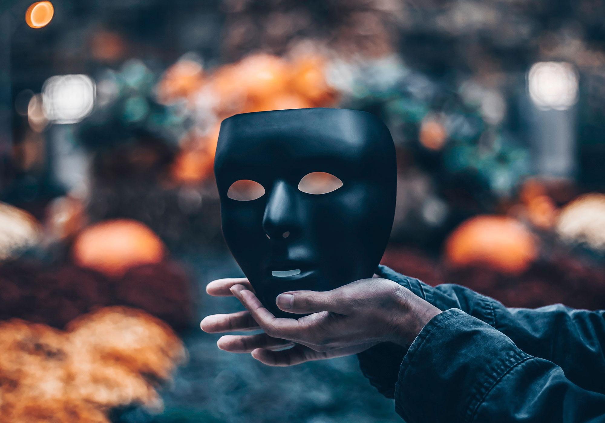маски человеческие картинки